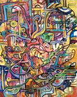 Mister Bee by crazyredbeard