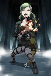Metal Gear Solid - You're my special prey by polarityplus
