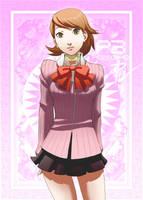 Yukari Takeba - The Lovers Arcana by polarityplus