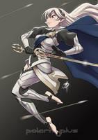 Fire Emblem 14 - Swords beat Bows by polarityplus