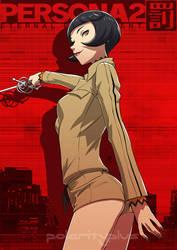 Persona 2 - Judgement by polarityplus