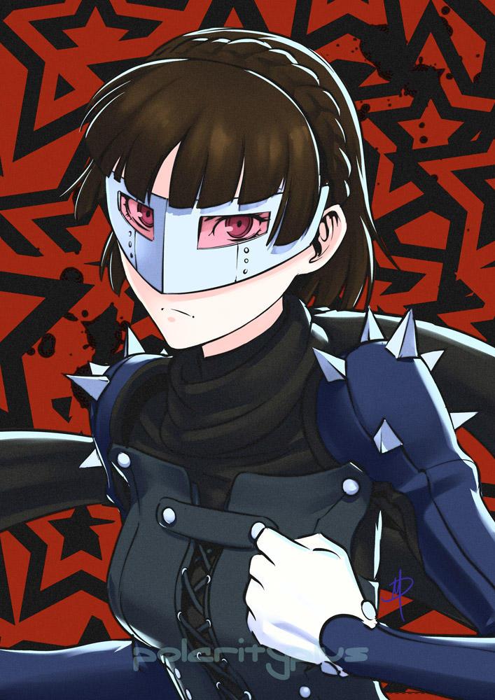 Persona 5 - Queen by polarityplus