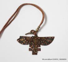 humming-bird by Scarlet-floret