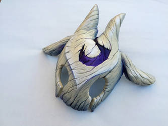 Kindred Wolf's Lamb Mask League of Legends by MeishaMock