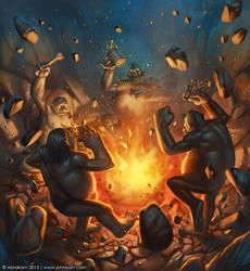 Faeria - Ogre Dance by Speeh