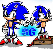 Sonic Generations by SteamGun