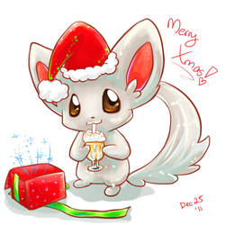 Merry Christmas 2011 by kronakitty