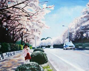 Japan by kronakitty
