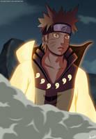 Naruto, FanArt by Melonciutus