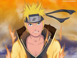 Naruto - FanArt by Melonciutus