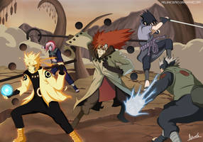 Naruto - The Final Battle by Melonciutus