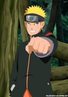 Naruto - The last Movie FanArt by Melonciutus