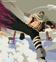 One Piece 863 - Charlotte Katakuri by Melonciutus