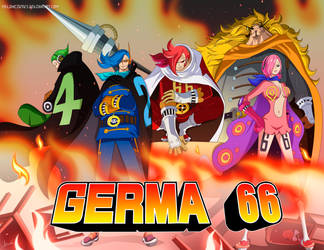 One Piece 869 - GERMA 66 by Melonciutus