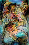 Alice In Wonderland - Inks by J-Skipper by HisTheShit