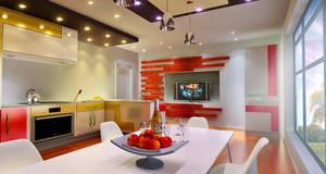 Kitchen design 2 by Ultrarender