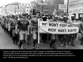 MLK on the Vietnam War by Skargill