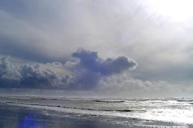 DelenStock_Ocean_Shores_01 by DelenStock