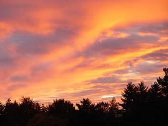 DelenStock_Sunset by DelenStock