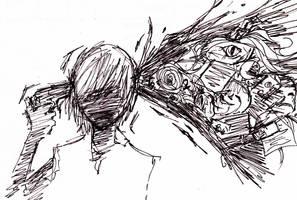 (sketch) I'm gonna crazy by shouryheki