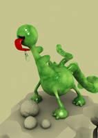 Dino by melin