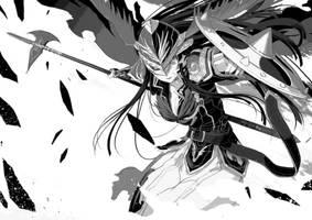 Manga Sample 5 by ZetoVirtualDesigns