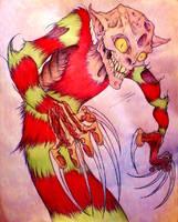 Freddy Krueger... straight outta Hell by horror-lover