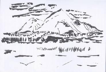 Tundraic rhythm sketch ref by 013933121leumassn