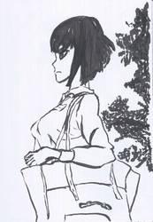 Satsuki endbck2nrml sketch001 by 013933121leumassn