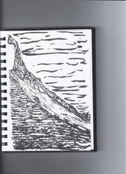 RC drifter waterfall mountain AUG2014 by 013933121leumassn