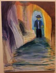 Cave of Mind, Drifter Transcends by 013933121leumassn