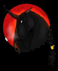 Obsidian by NykaWolfs