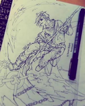 Seda Lineart by NesoKaiyoH