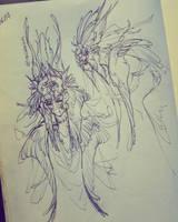 Goddess Concepts by NesoKaiyoH