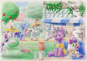 It's Yesterday Once More by XeviousGreenII