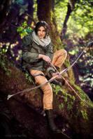 Lara Croft 3 by MartinWongArts
