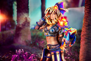 Tier 11 Hunter by MartinWongArts