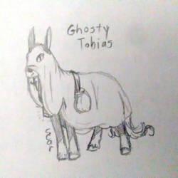 Ghosty Tobias by EldScar