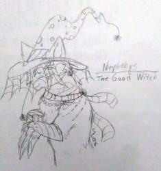 Nephthys - The Good Witch by EldScar