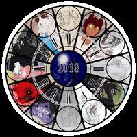 2018 Art Summary~ by EldScar