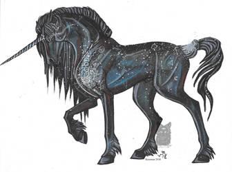 Celestial Stallion by Resennar