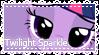 MLP Twilight Sparkle stamp by Schwarz-one