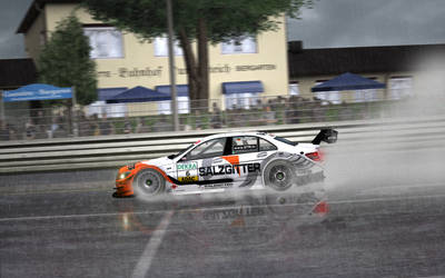 DTM at Norisring by XxMax14xX