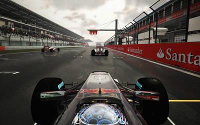 F1 2011 Nuerburgring GP by XxMax14xX