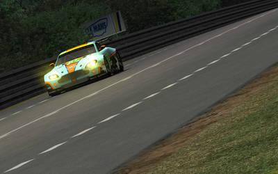 Aston Martin Racing Le Mans 2012 by XxMax14xX