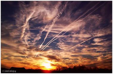 2006 Sun-set by MelissaGriffin