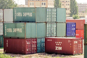 China Shipping by radol
