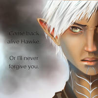 Poor Fenris... by Noweria