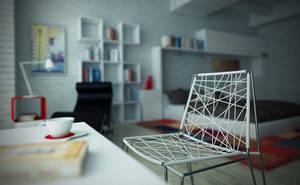DoF chair by bizkitfan
