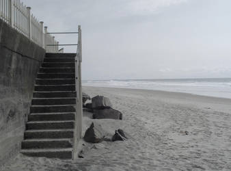 Stairs to the Sea by daffodil20